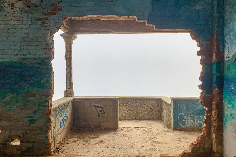 Ruinen Mallorca Formentor