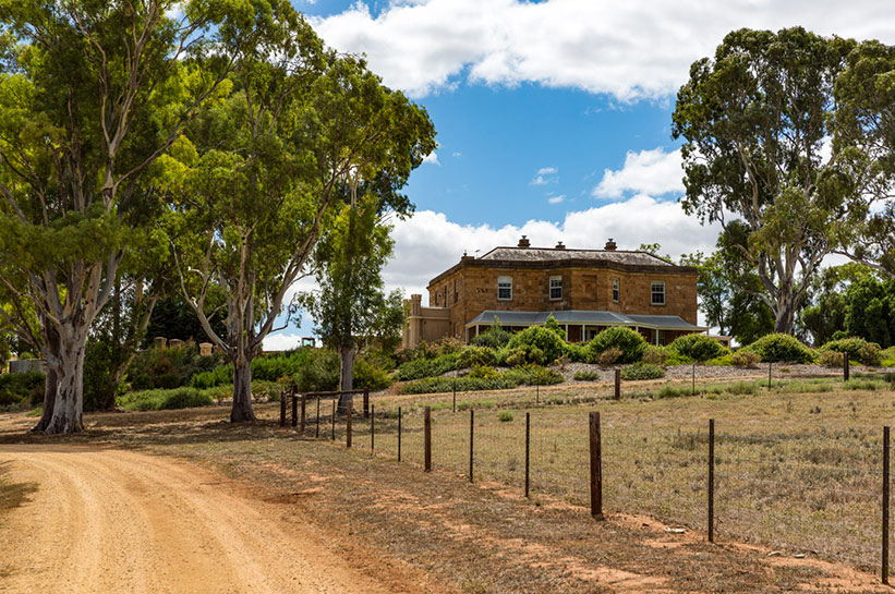 Kingsford Homestead Hotel