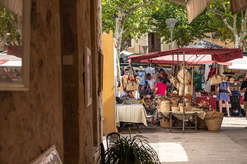 Markt Pollenca