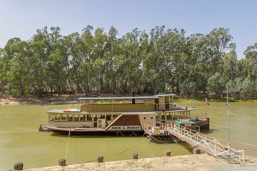 Murray River Boot