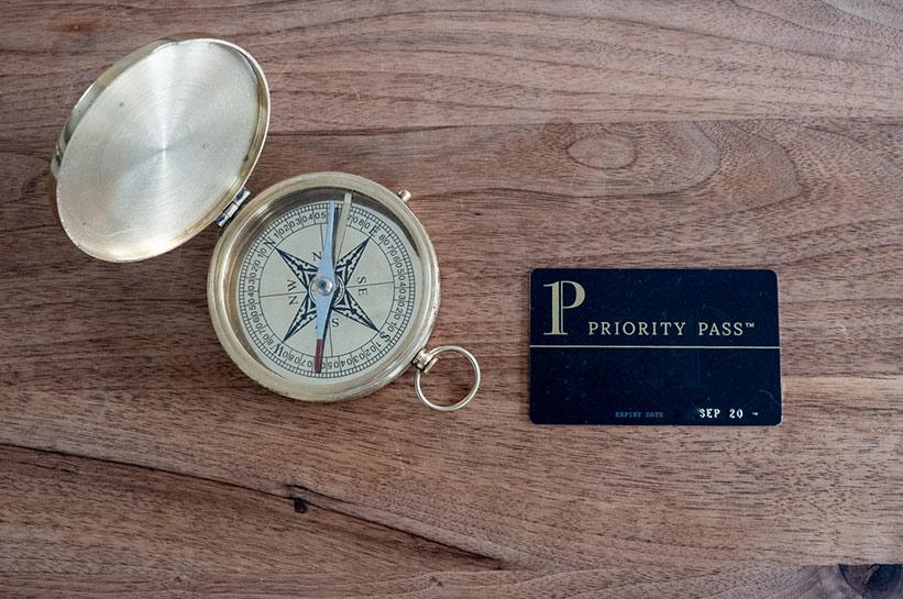Priority Pass Lounge Karte