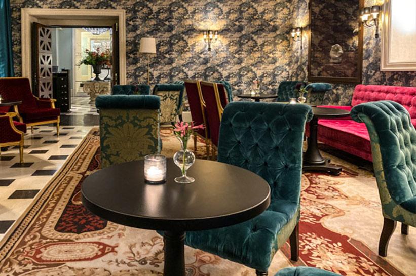 Restaurant Da Sistina Hotel de la Ville