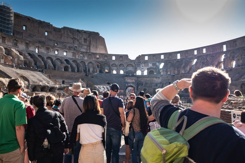 Rom Overtourism