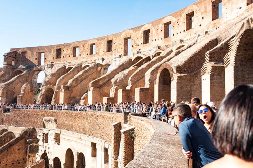 Kolosseum Rom Tourismus