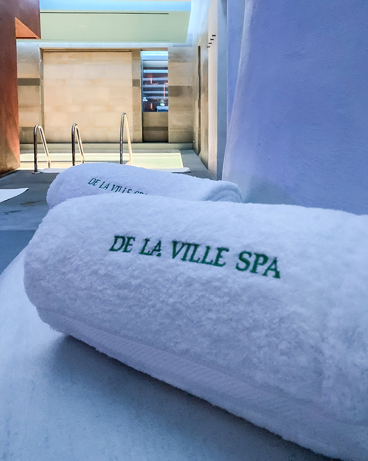 Wellness im Hotel de la Ville