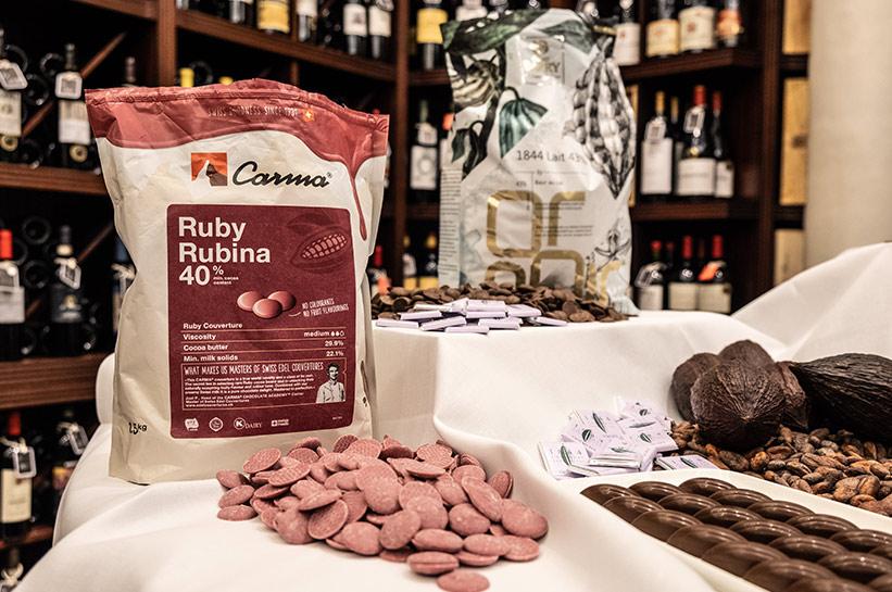 Rubi Rubina Schokolade