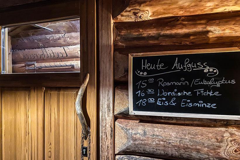 Sauna Hotel Freund