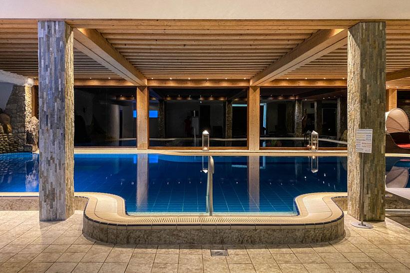 Pool Hotel Freund