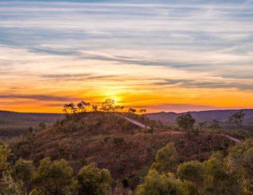 Trotz Buschfeuer nach Australien