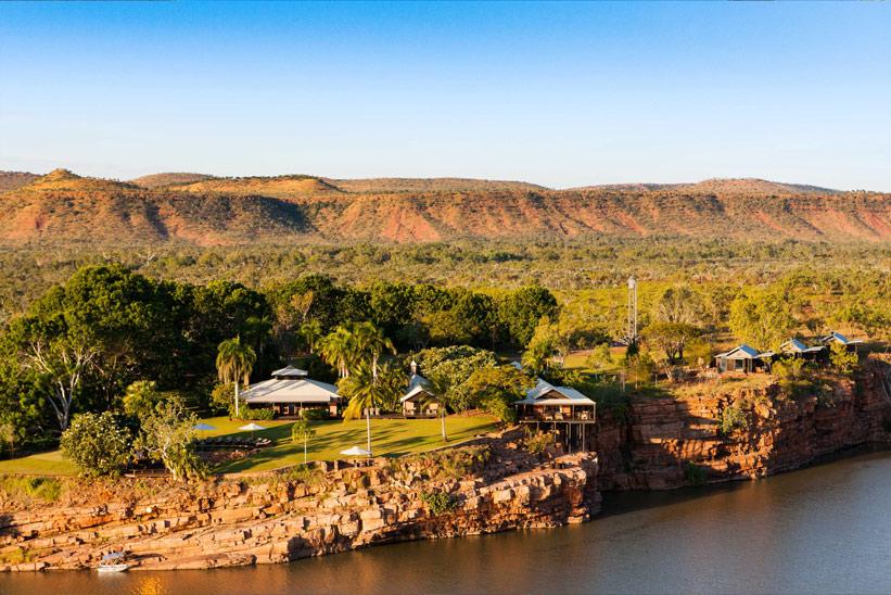 Australien Kimberley Hotel
