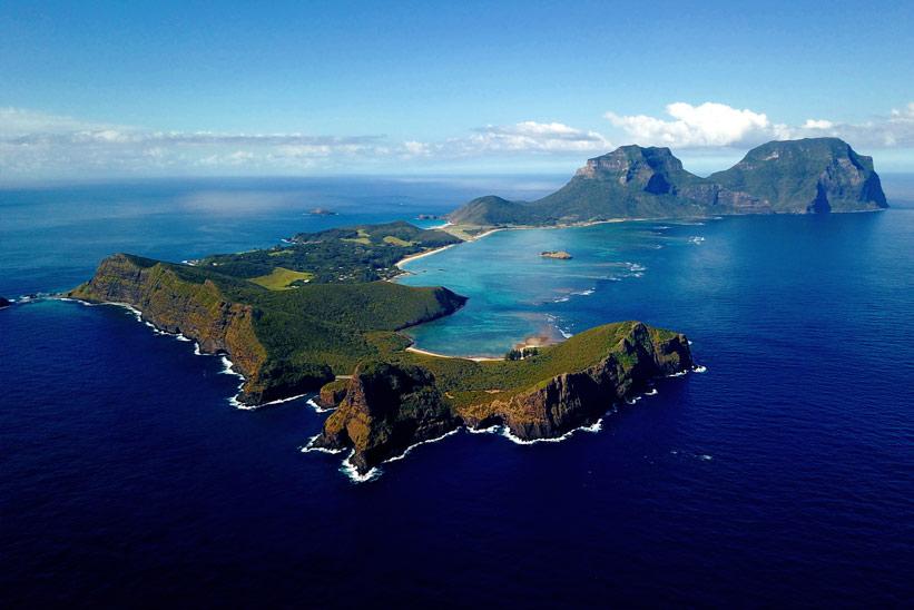 Lord Howe Island Reiseidee