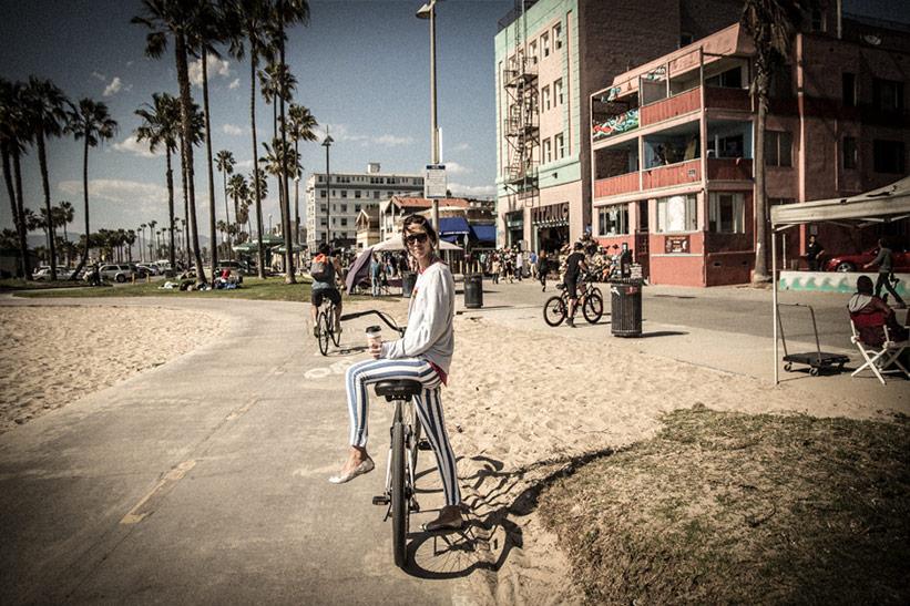 Fahrrad mieten, Tipp für Venice Beach