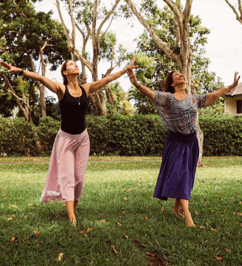 Hula lernen Tanzkurs auf Hawaii