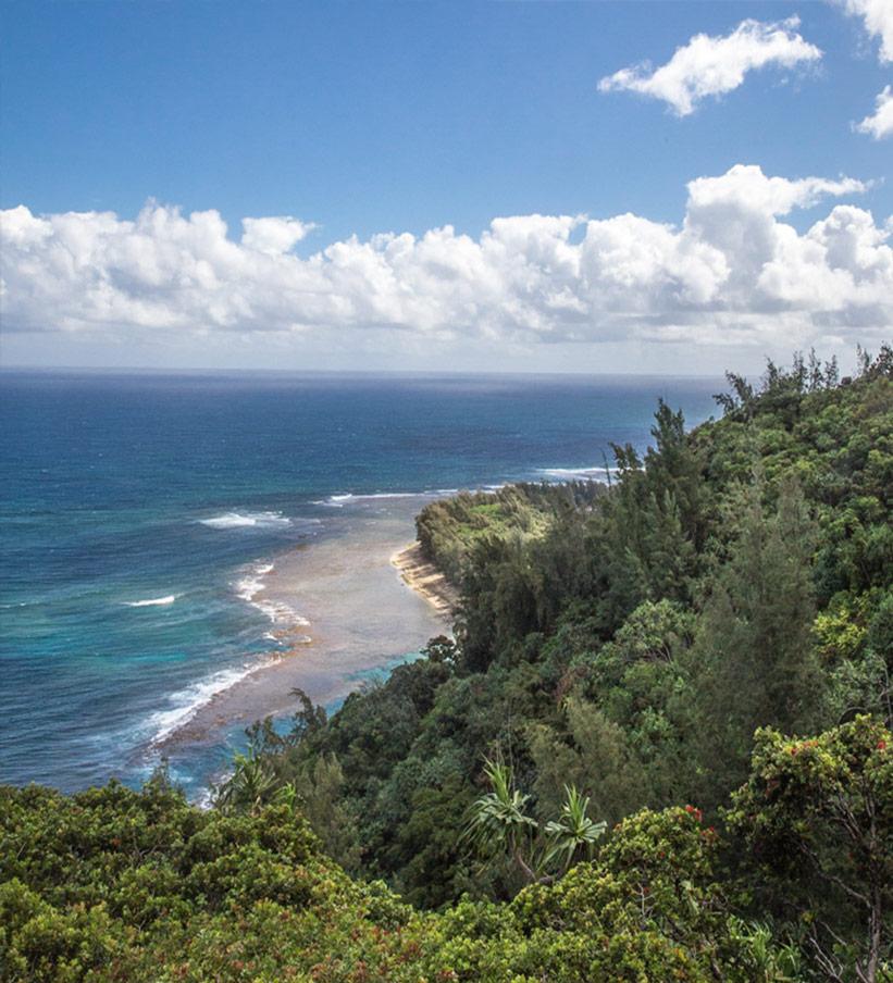 Kauai Tipp Meer und Strand
