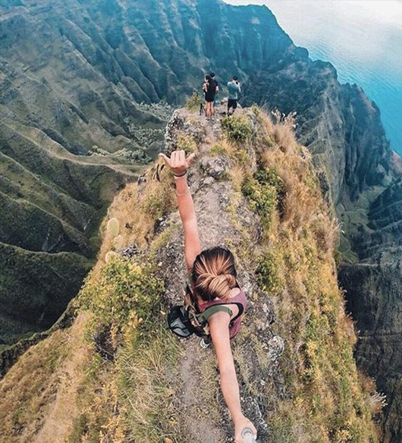 Wandern auf Hawaii : Kauai Tipp
