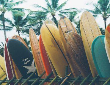 Kauai Tipps Surfbretter