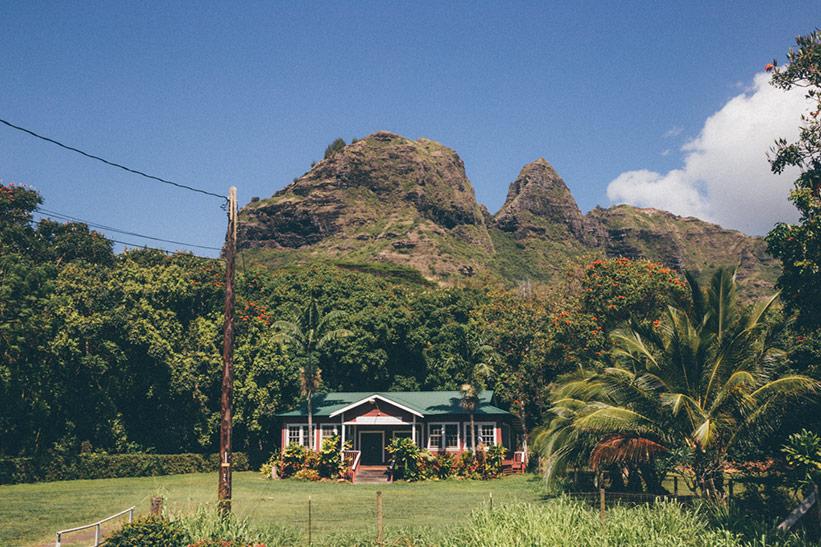 Wohnen auf Kauai