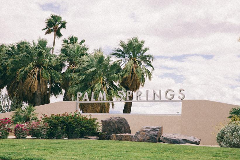 Palm Springs Kinderfreundlich: Willkommen