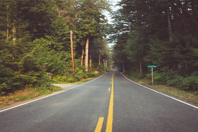 Roadtrip Amerika nach Kanada