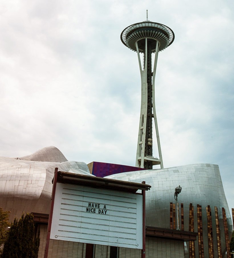 Seattle Tipp: Space Needle