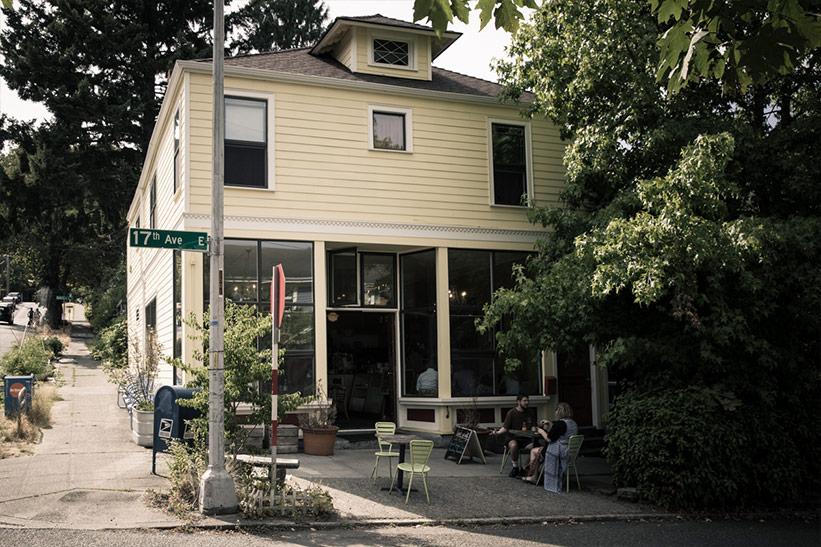 Cafe Tipp Seattle