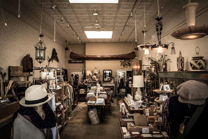 Geschäfte in Venice Beach