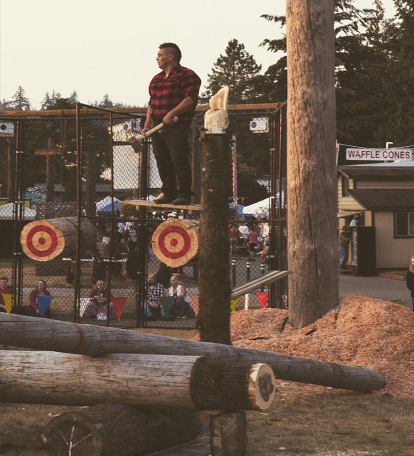 Index USA Lumber Jack Show