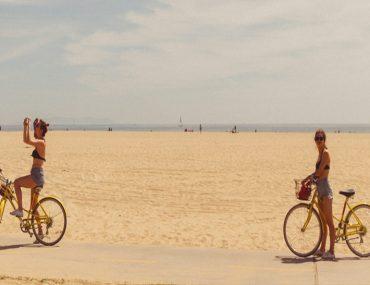 Venice Beach Kalifornien, Strand