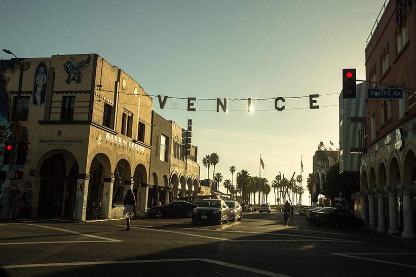 Venice Beach Tipps: Fotoklassiker