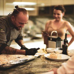 Fisch in Salzkruste – Privater Kochkurs Mallorca