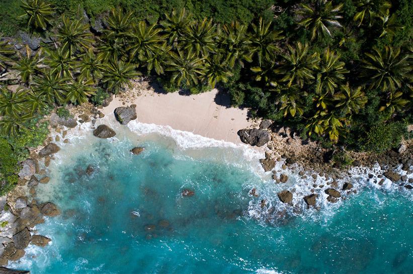 Nihi Sumba Strand und Küste