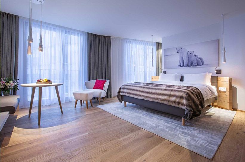 Hotelzimmer Radisson Blu Reussen