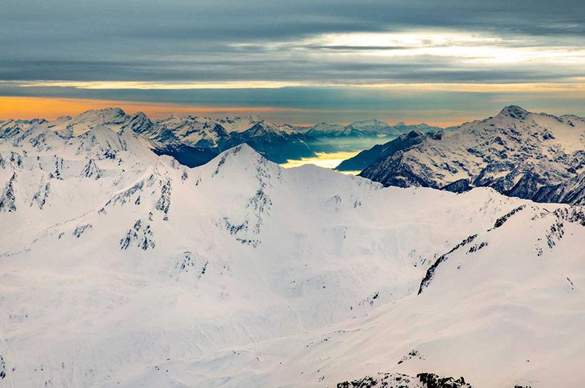Alpen Panorama Radisson Blu Reussen