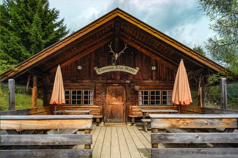 Elmauer Alm Restaurant