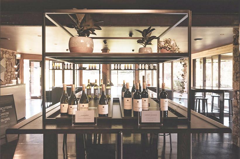 Weingut Margaret River Weinprobe