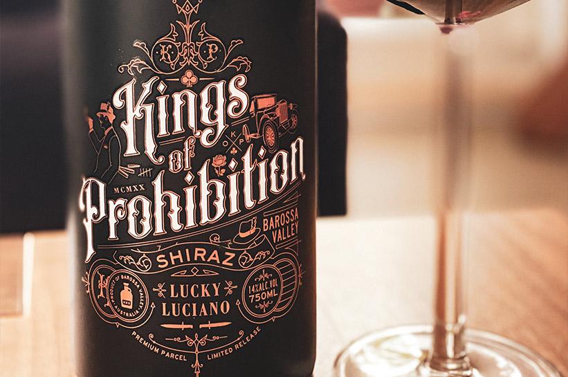 Rotwein aus Australien
