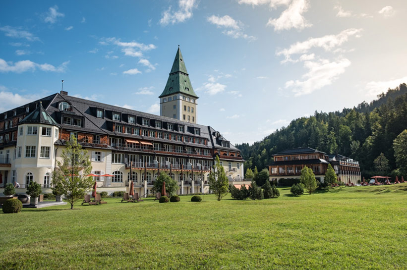 Schloss Elmau Erfahrung