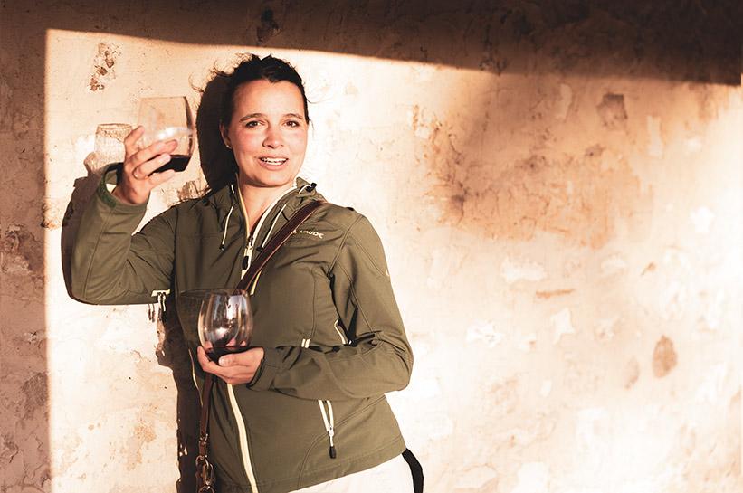 Weinprobe auf Kangaroo Island