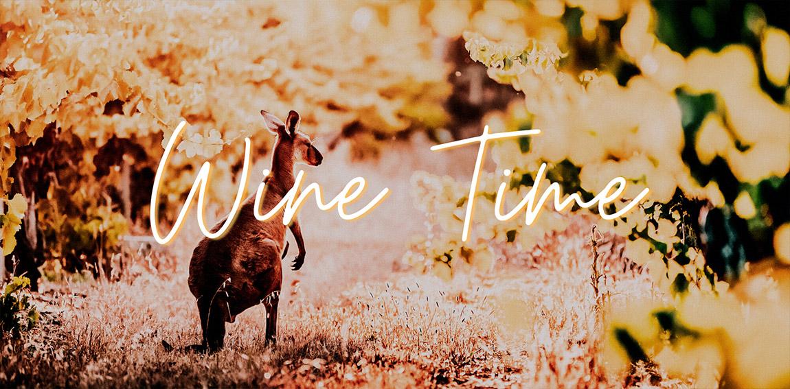 Australischer Wein Bericht