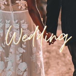 Heiraten Locations und Honeymoon
