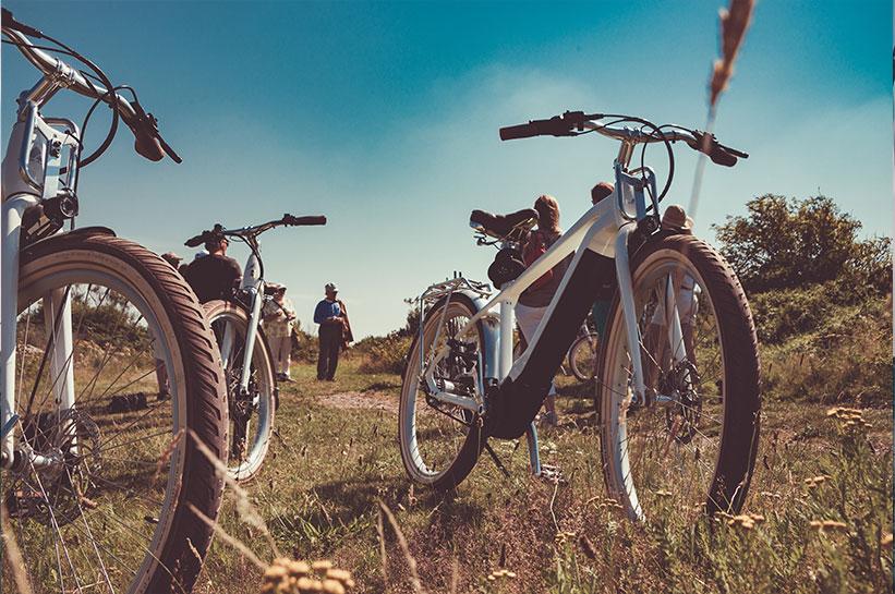 Radfahren und Touren auf Sylt