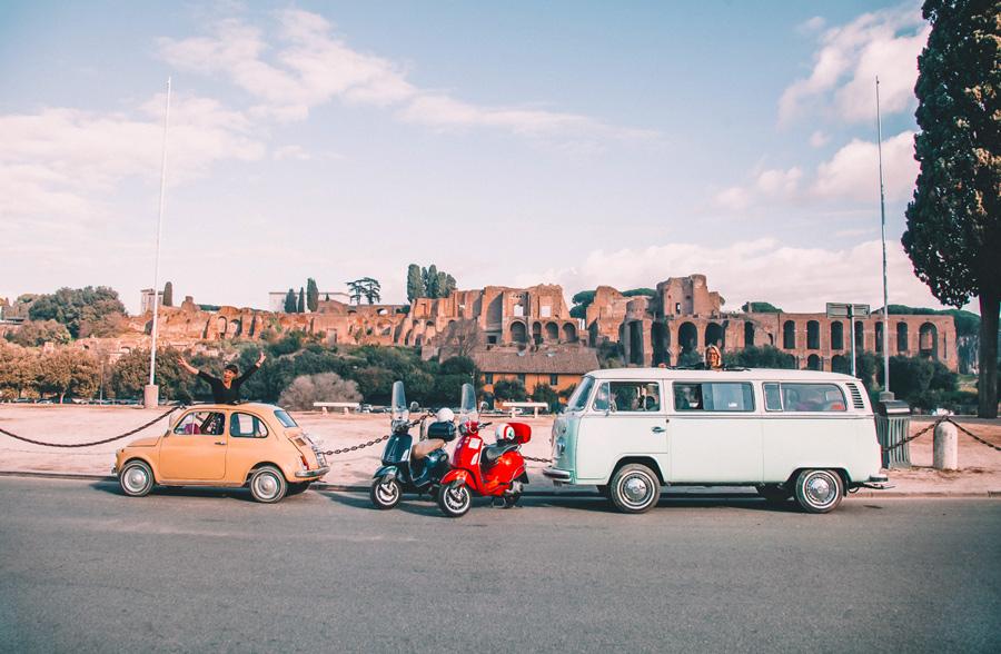 Besondere Erlebnisse in Rom ohne Touristenmassen