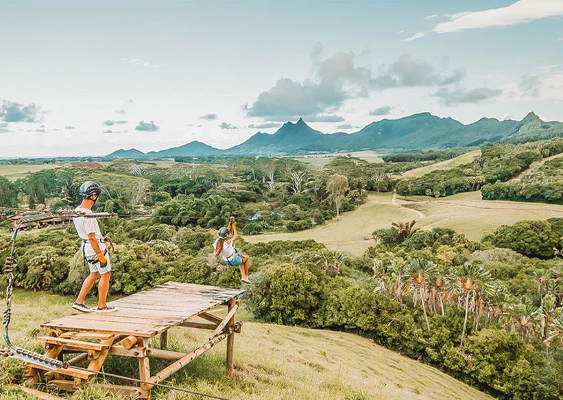 Urlaub auf Mauritius aktiv sportlich