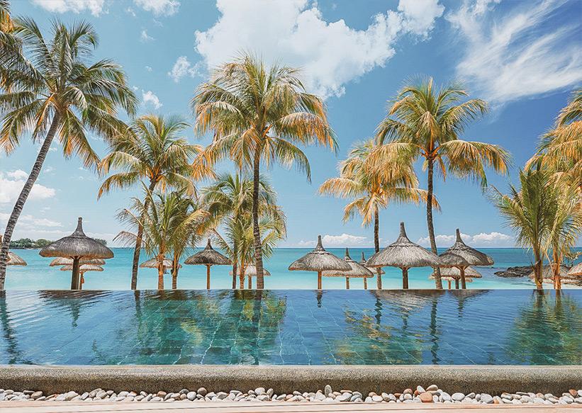 Mauritius. Seychellen oder Malediven
