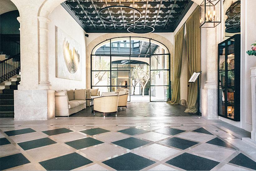 Mallorca San Francesc Lobby
