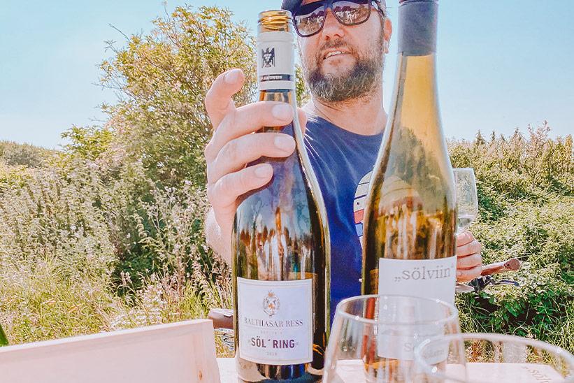 Nils Lackner Sylt Wein